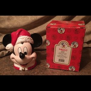 Mickey & Co. ENESCO Corp. Mickey Christmas Bank